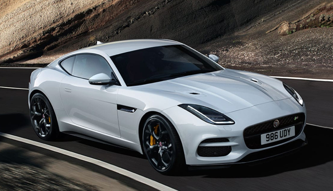 F-TYPE Exterior Front